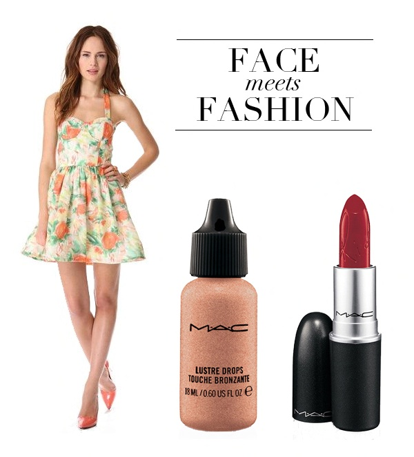 Face Meets Fashion RiRi MAC